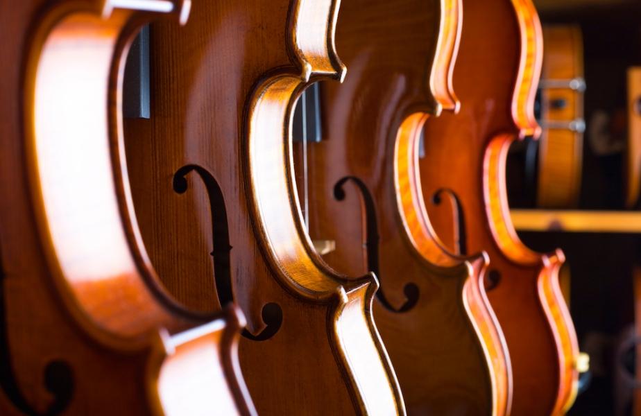 Violines de luthier