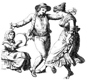 """¿Qué tienen en común la danza """"Tarantella"""", las tarántulas y las ciudad deTarento?"""