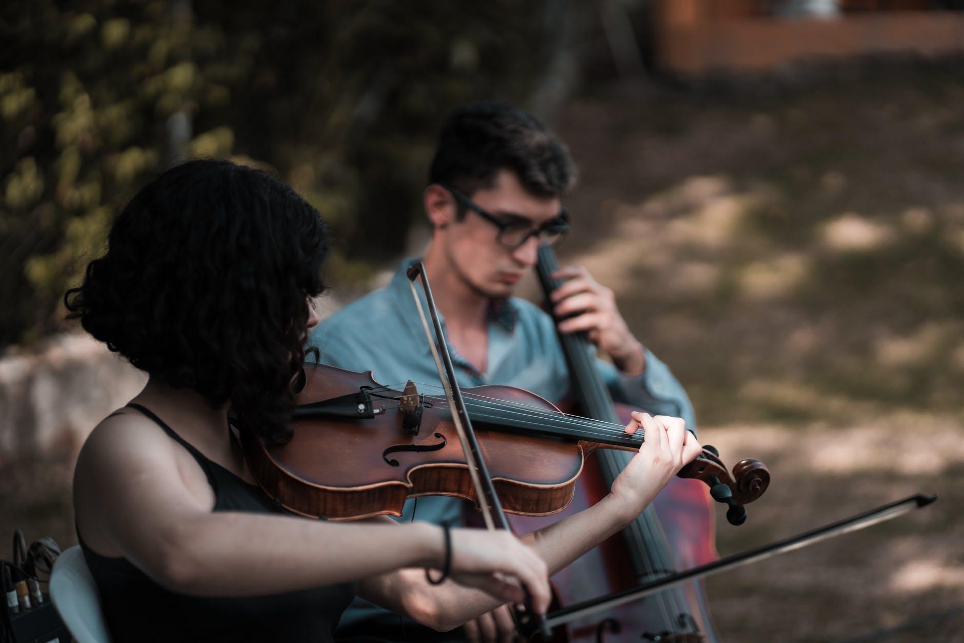Jazz violinista