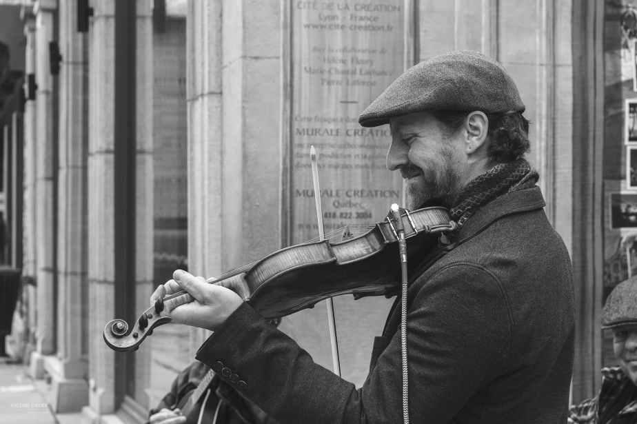 El violín en la músicaJazz