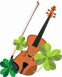 Violín irlandés